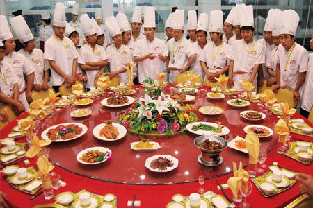 新东方厨师烹饪学校怎么考评